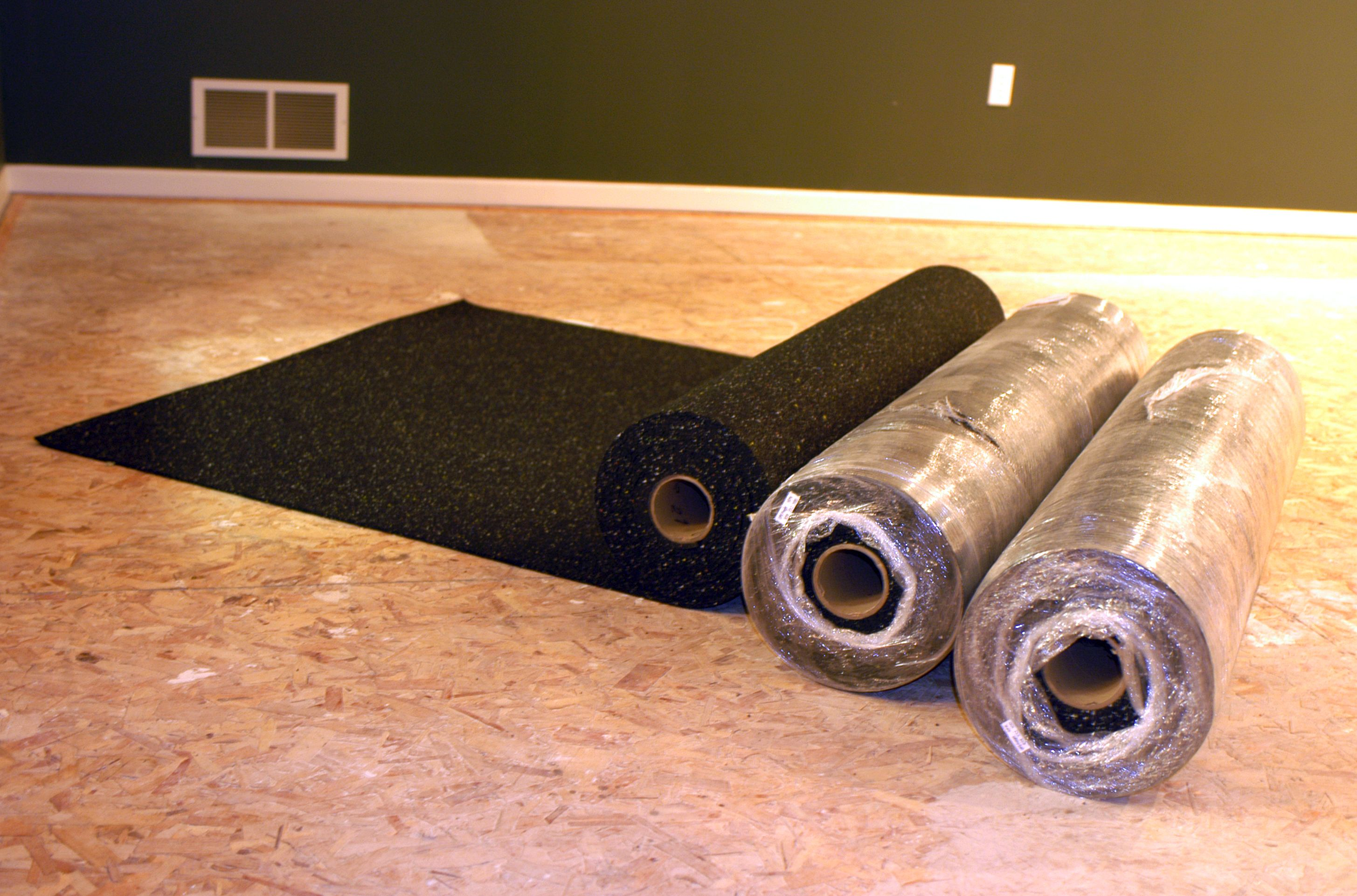 Soundproofing a Floor How to Use Floor Sound Barriers