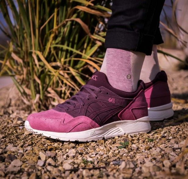 on sale 137b7 8aa31 Asics Gel Lyte V: Eggplant | Sneakers: Asics Gel Lyte V ...