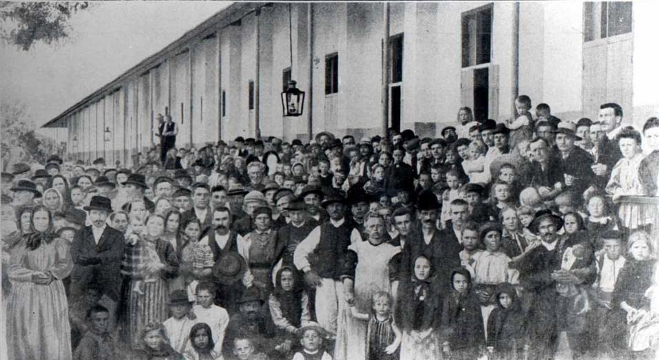 6ba0e0592 História e Memória de Nova Friburgo  IMIGRAÇÃO EM FRIBURGO  FRANCESES