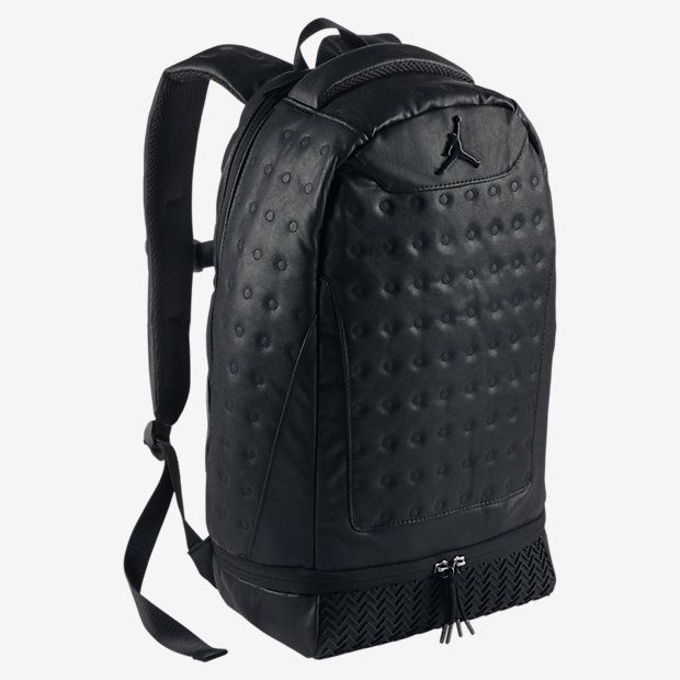 ea1b42c274 Nike - JORDAN RETRO 13 - Black adult unisex backpack  nike