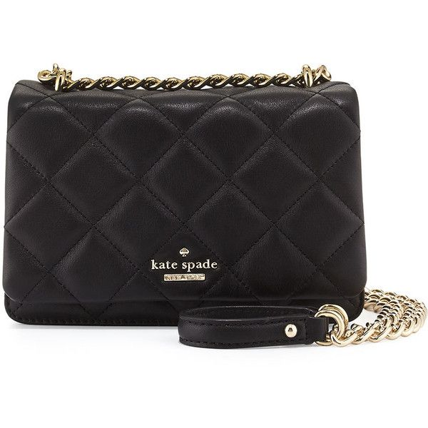 kate spade new york emerson place vivenna mini crossbody bag (441 CAD) ❤  liked on Polyvore featuring bags 6fd62be5dae62