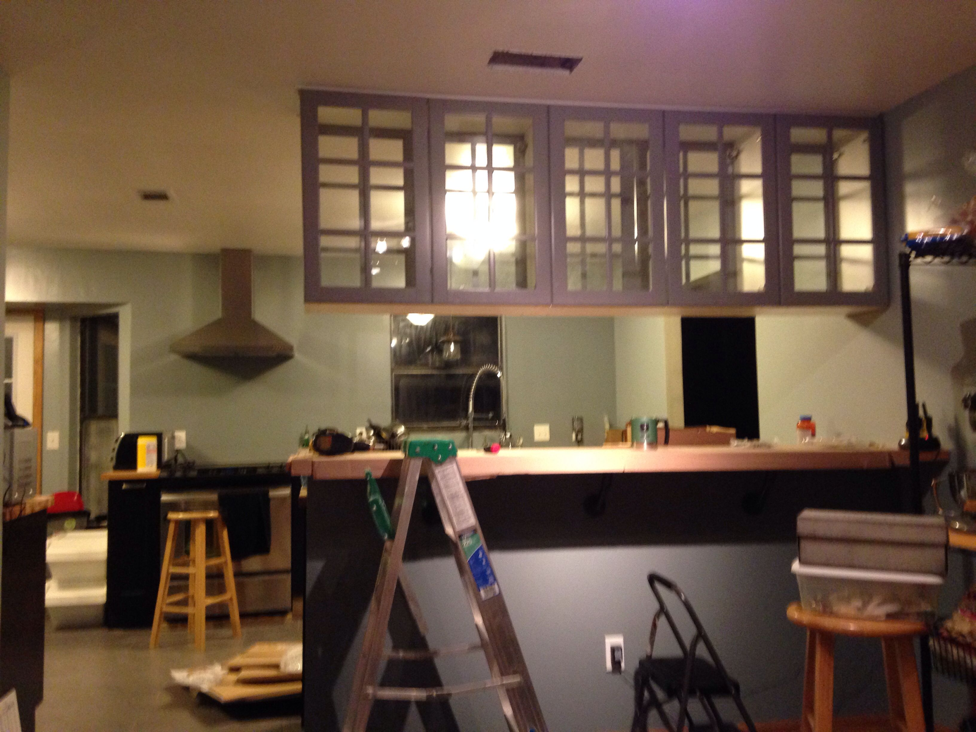 Ceiling Mounted Cabinets With Doors On Both Sides Ikea