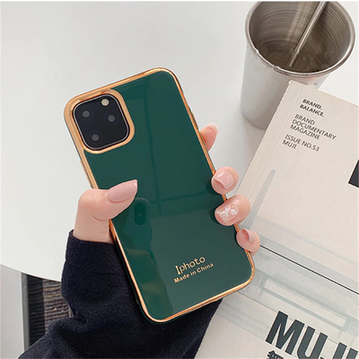 Gold Plated Phone Case Green From Fairytale Undercover In 2020 Phone Cases Phone Iphone Phone Cases