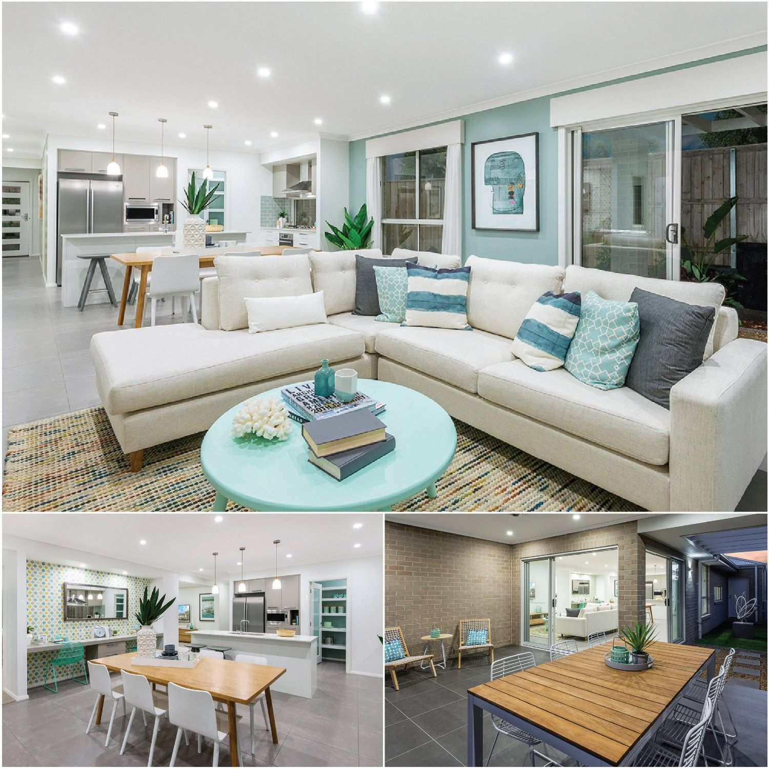 Create your #dreamhome with #openplan #kitchen, dining and living ...