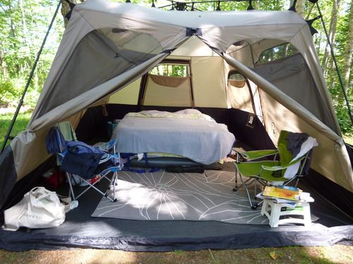 Customer Image Gallery for Coleman 14x10 Foot 8 Person Instant Tent & Customer Image Gallery for Coleman 14x10 Foot 8 Person Instant Tent ...