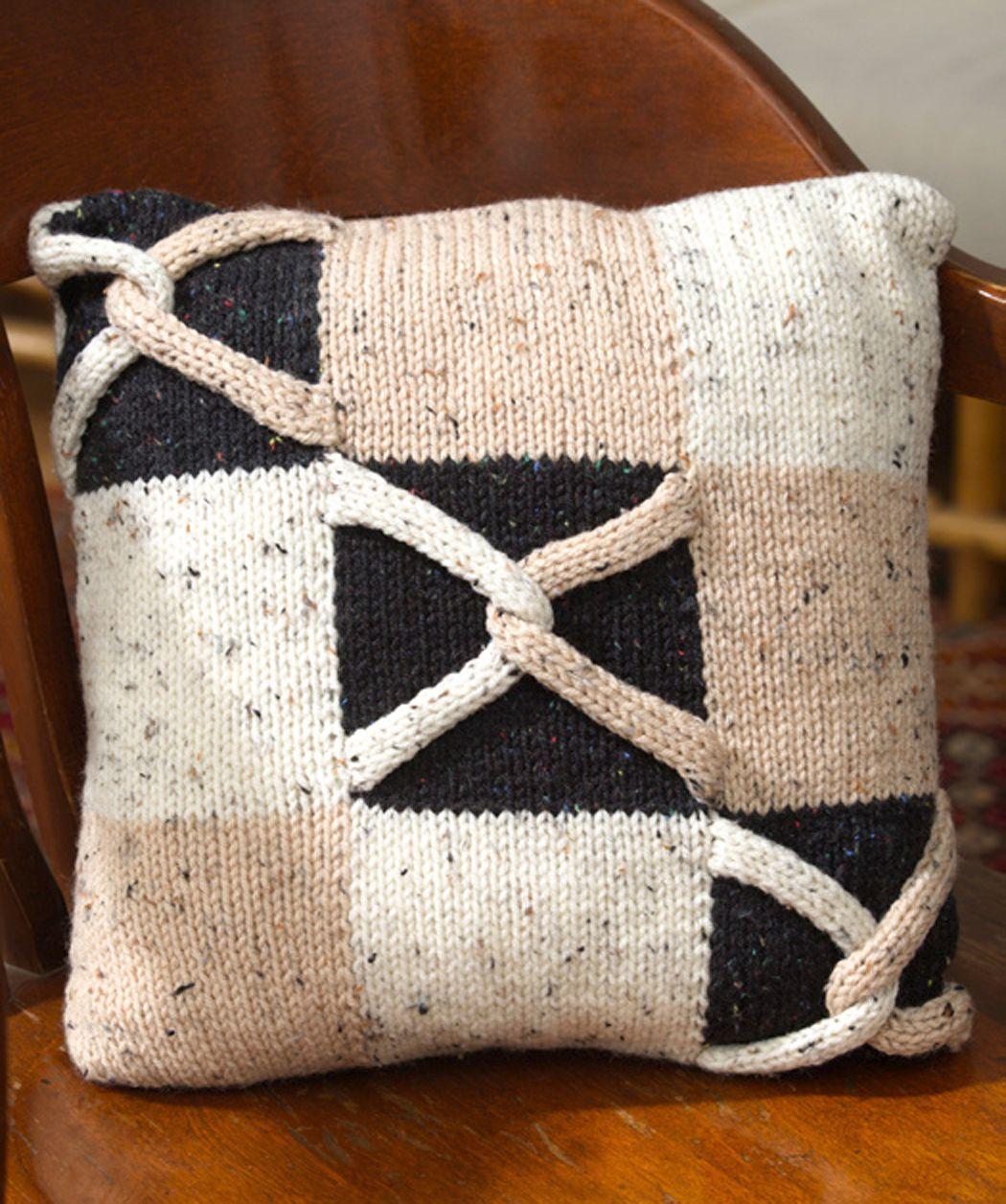 Horseshoe blocks pillow knitting pinterest horseshoe blocks pillow bankloansurffo Gallery