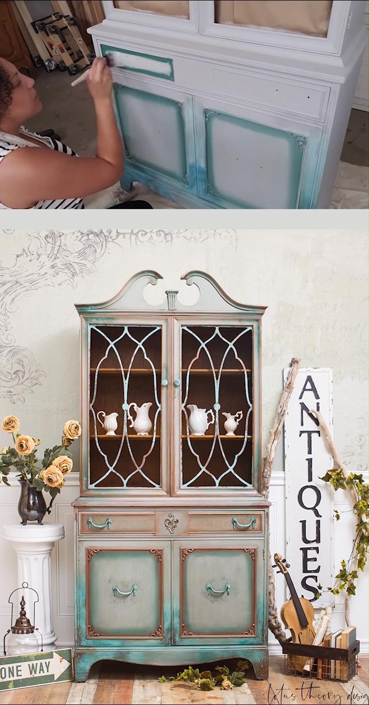 Erfahren Sie, wie Sie Dixie Belle Paint für Ihre Möbel verwenden   – Amazing Gray Painted Furniture | Dixie Belle Chalk Mineral Paint