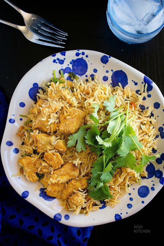 One pot chicken pulao video recipe chicken pulao recipe one pot chicken pulao video forumfinder Choice Image