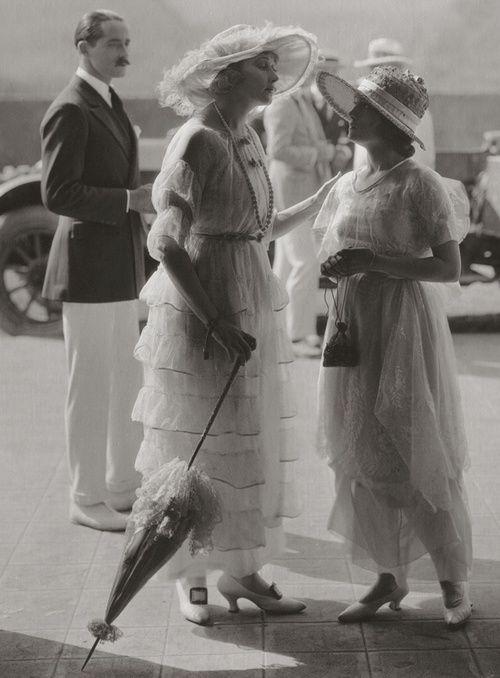 Anna Q. Nilsson and Ethel Clayton, 1919