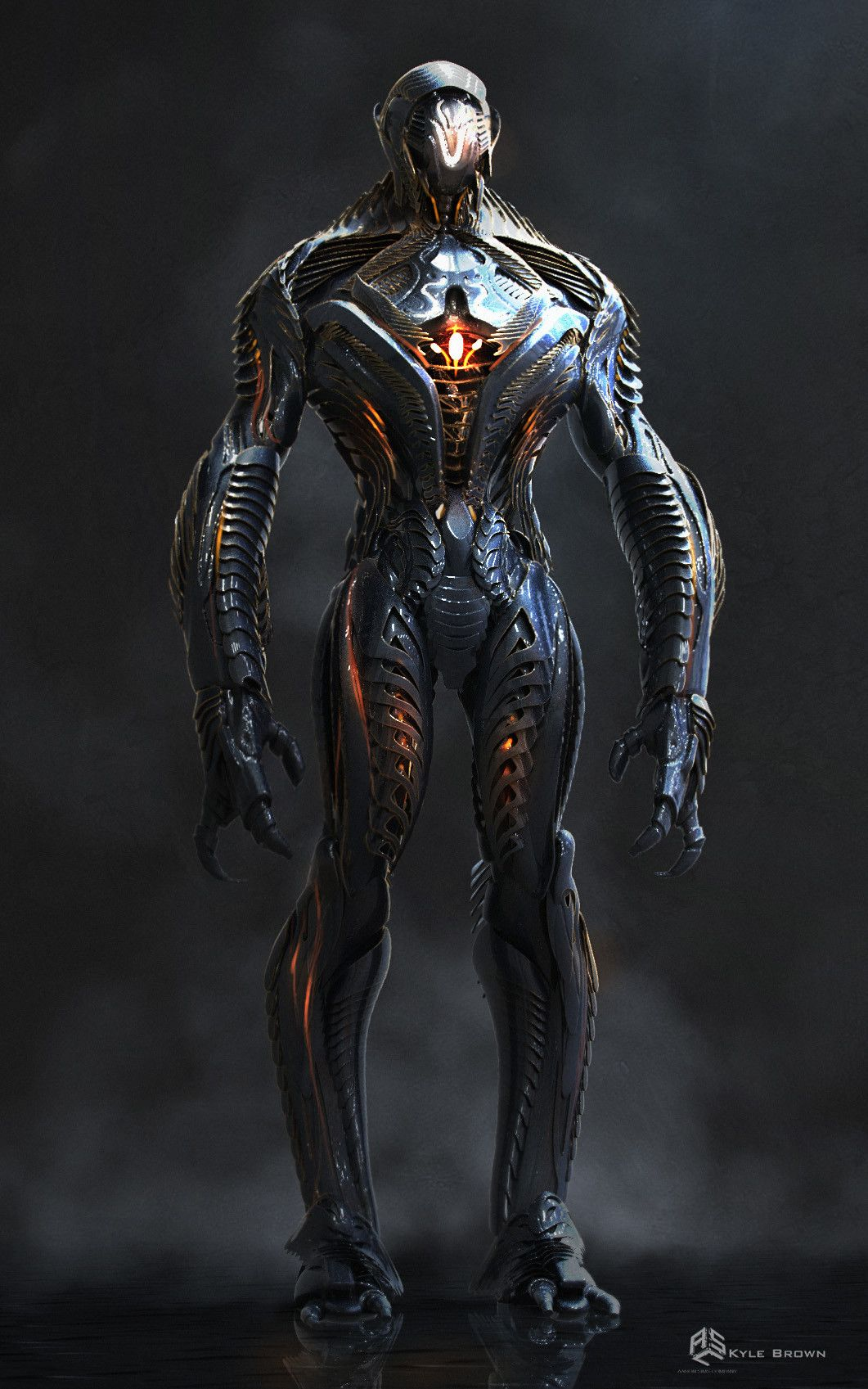 ArtStation - Lost in Space (2018 Netflix) Robot concepts