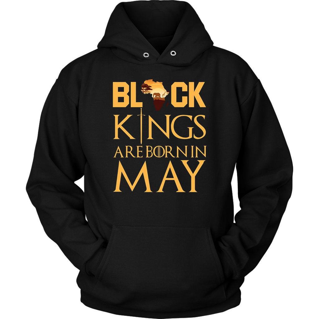 c30ff7aba Mens Black Kings Are Born In May T-Shirt-Great Birthday Gifts | May ...