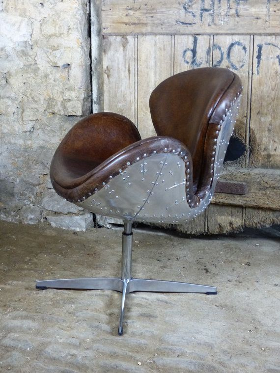 aviator chair | swivel office chair, writing desk and dining chairs