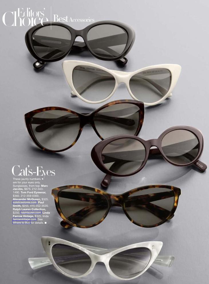 47d4f87b2d2db Óculos de Gatinha!