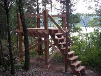 Zip Line Canopy Construction - Canopy Tours | Zip line ...