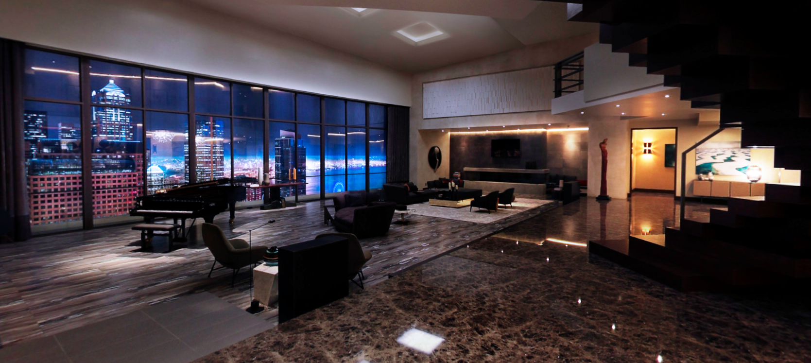 Fifty Shades Darker Furniture Christian Grey Apartment