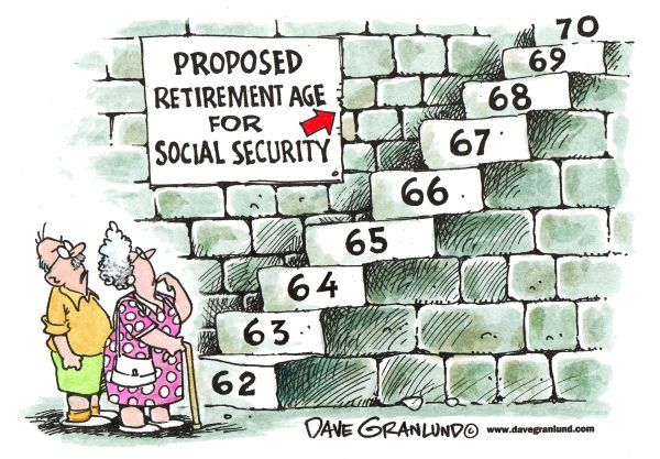 Raising the Social Security retirement age is a benefit cut Do - social security direct deposit form