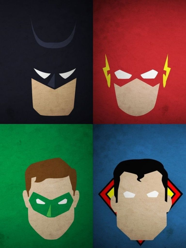 Justice League iPad Wallpaper And Background Flash
