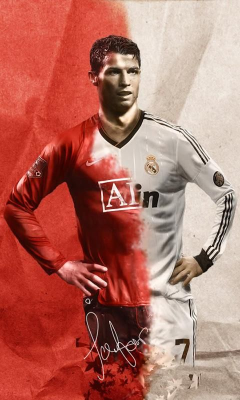 Wallpaper Android Cr7