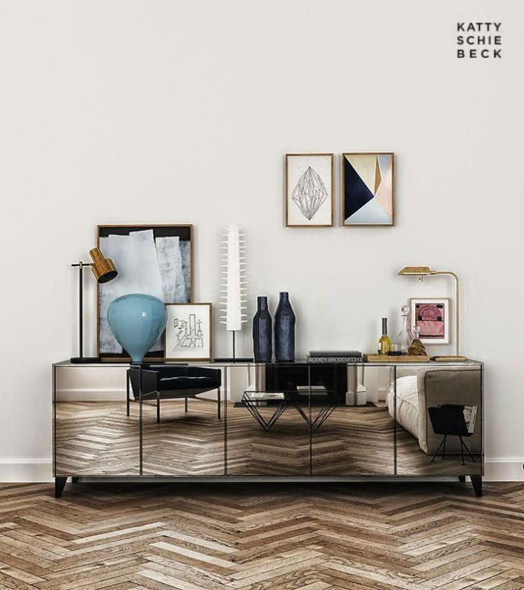 20 Contemporary Sideboards For A Stylish Home Interior design - boca do lobo sideboard designs
