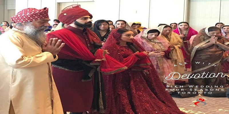 Are You Searching For Indian Destination Wedding Planner In Mexico Sikh Ceremony We Pionately Organizing Weddings And Singing