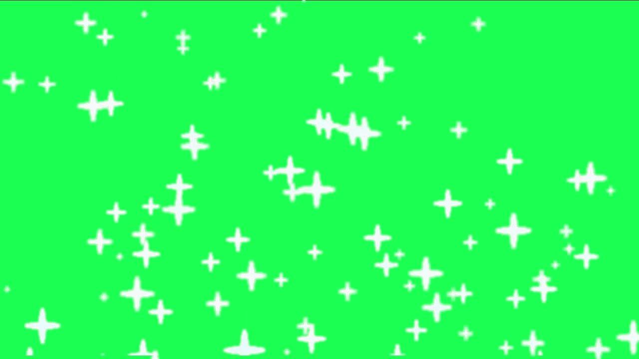 كروما نجوم للمونتاج Green Screen Stars Math Math Equations