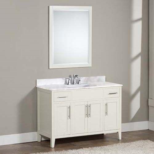 TidalBath LDN Linden 49-in Bathroom Vanity | Lowe's Canada ...
