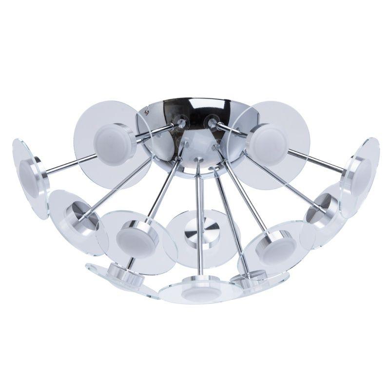Moderne LED Deckenleuchte Techno MW-Light 678010912 Moderne - deckenleuchte für küche