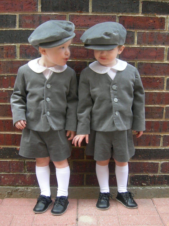 Boys Eton Style Boutique Suit.