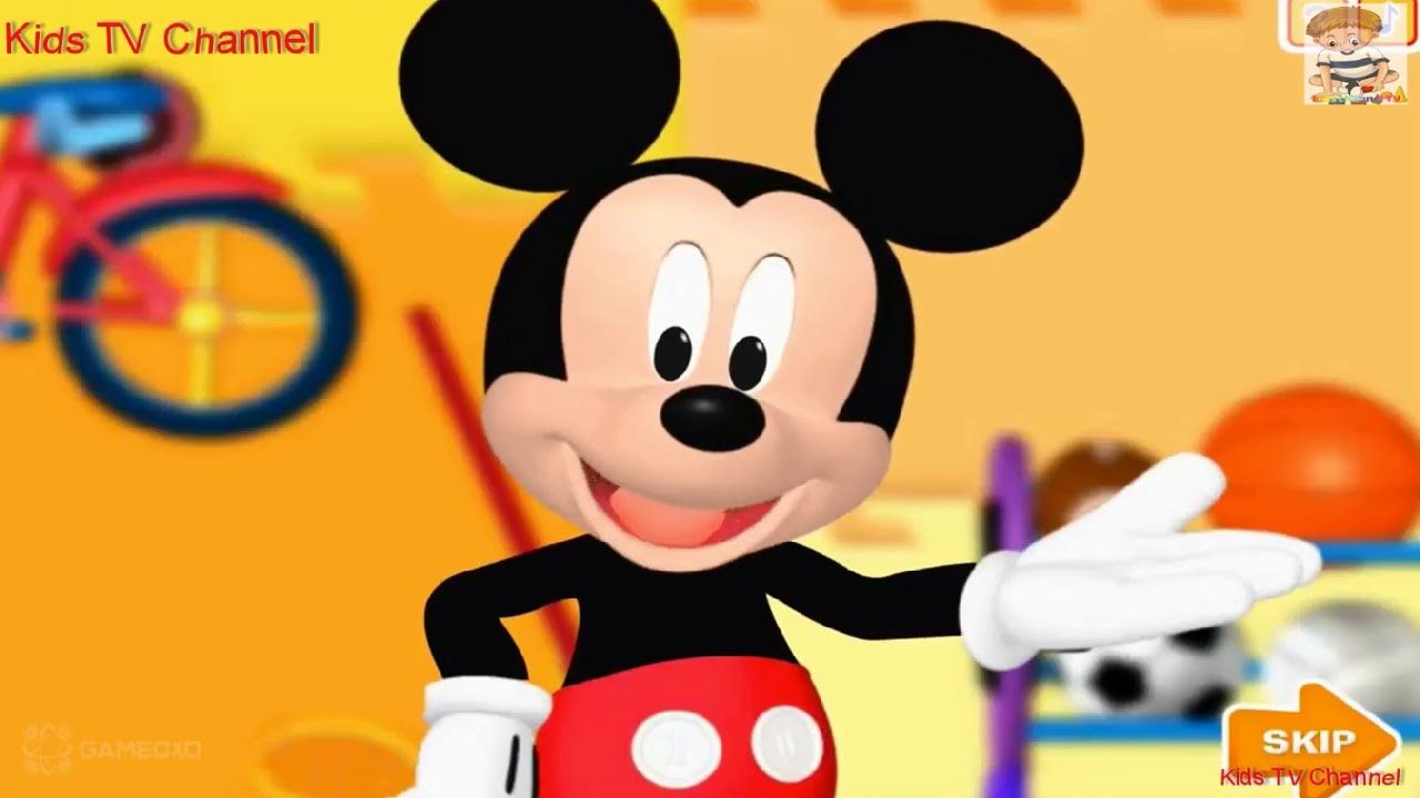 Mickey Mouse Clubhouse Full Episodes Of Various Disney Junior Free Gam Mickey Mouse Clubhouse Games Disney Junior Games Disney Junior