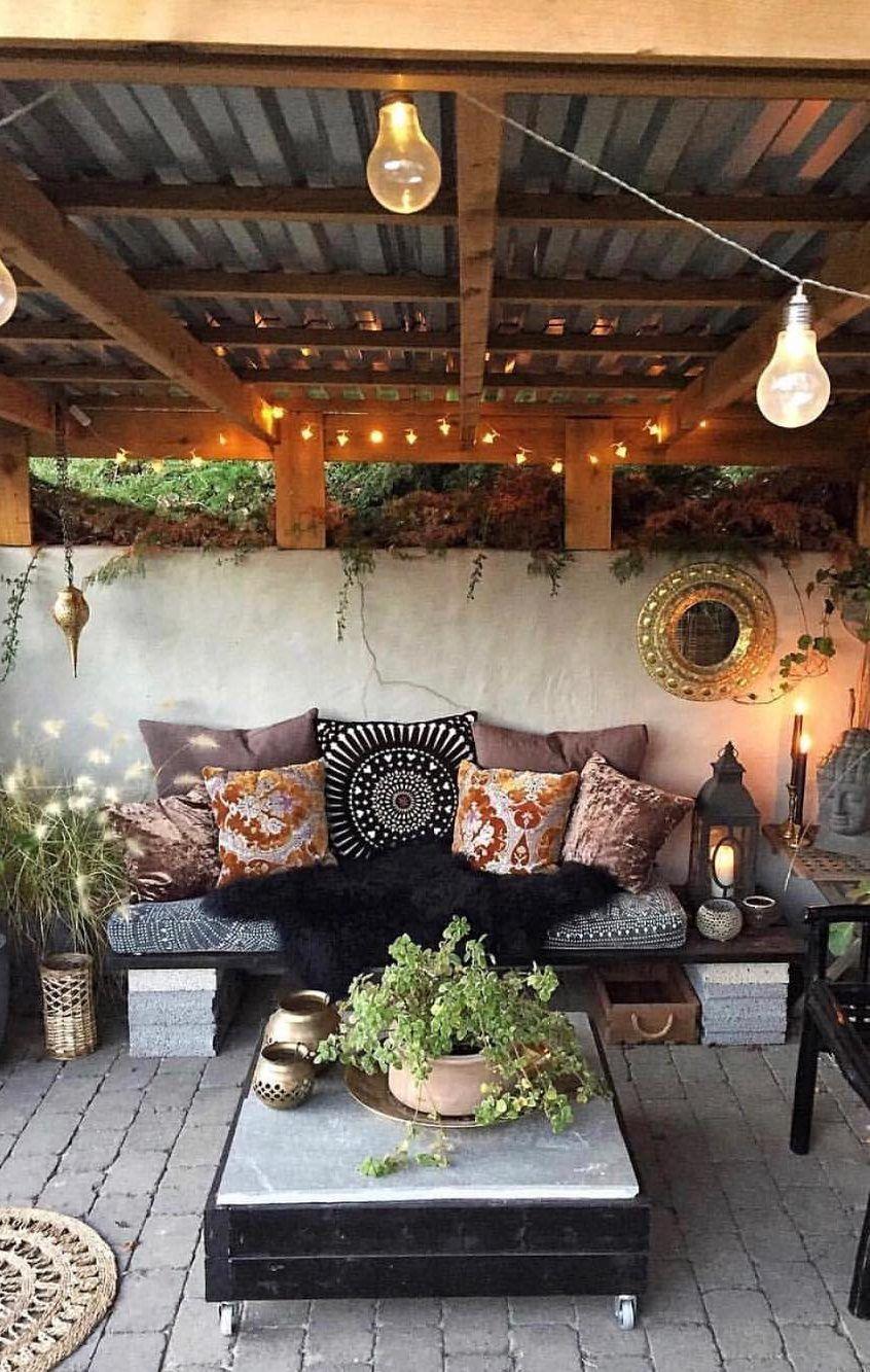20 Living Decorating Ideas For Small Balcony 2021 Page 8 Of 19 Belikeanactress Com Backyard Patio Designs Patio Decor Patio Design