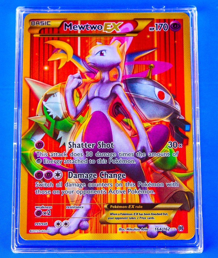 Rare ex pokemon cards