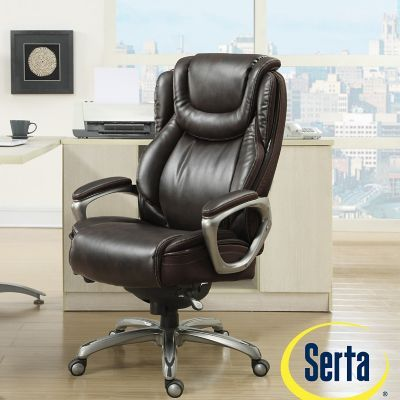 Office Chairs, Buy Computer U0026 Desk Chairs. KotitoimistotKodit. Shop  Staples® For Serta At Home Harmony High Back Executive ...