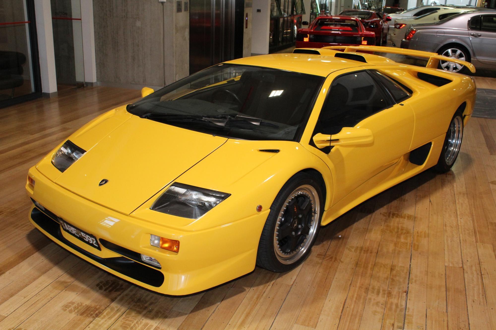 1999 Lamborghini Diablo Sv For Sale Dutton Garage Supercars