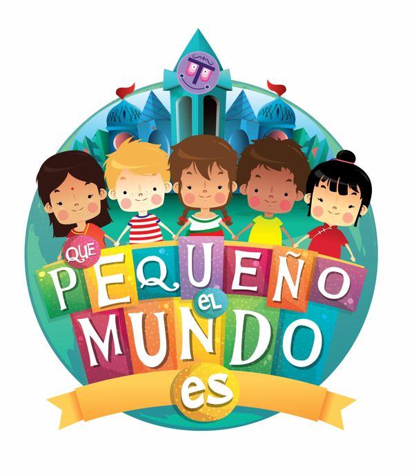 Logo carnaval infantil campeche 2013 by chabe escalante for Jardin infantil serrano 78
