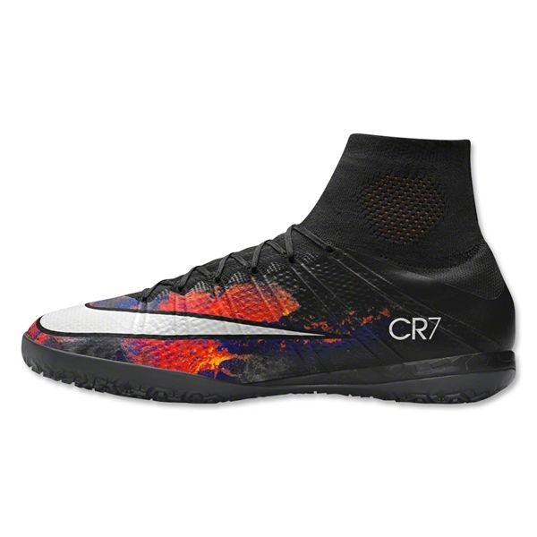 Nike Mercurial X Proximo IC CR7 (Black/White/Bright Crimson). Indoor  CleatsNike ...