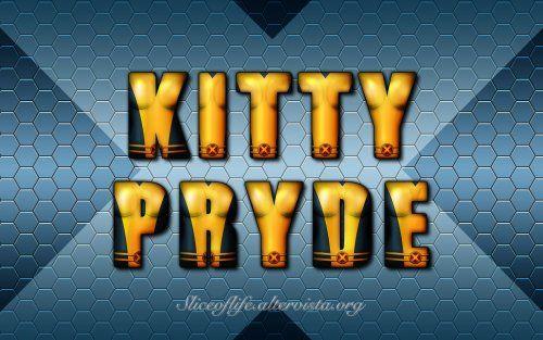 Kitty Pryde - Version 2 (X-Men) Wallpaper
