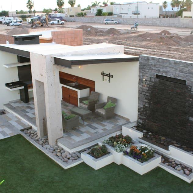 12 praktische und sehr einfache DIY-Ideen für deine Terrasse oder dein Garten | homify