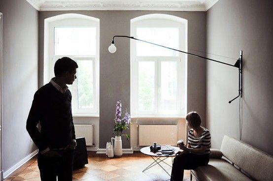 No 6 Inspiration Image By Knuk Prouve Potence Lamp Prouve