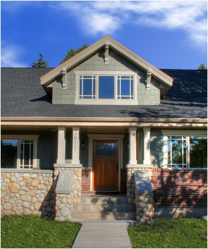 Bungalow Porch Craftsman Style Bungalow Remodel This