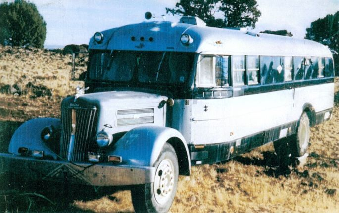 White White 1948 For Sale  1948 White Coach Antique Motorcoach