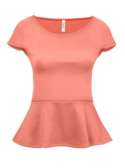 1c062f3eb3f $10.99 & FREE Shipping CLEARANCE !! Simlu Womens Tops and Blouses Overstock  Clothing Clearance at Amazon Women's Clothing store: