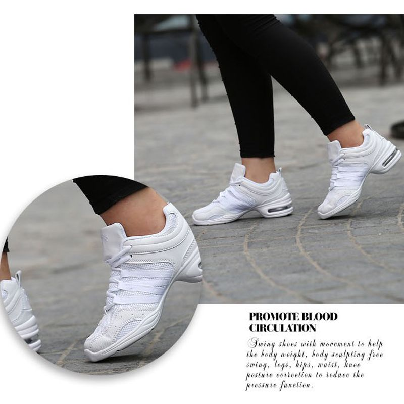 2017 Dance Ladies Shoes Women Breathable Sneakers Zapatos Brand UfUOPZ