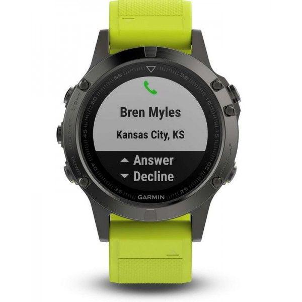 Garmin Uhr Fēnix 5 0100168802 günstig online kaufen bei