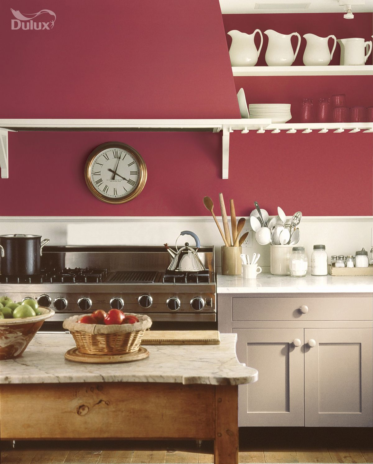 Playful Pinks Can Be A Unique Alternative To Statement Reds