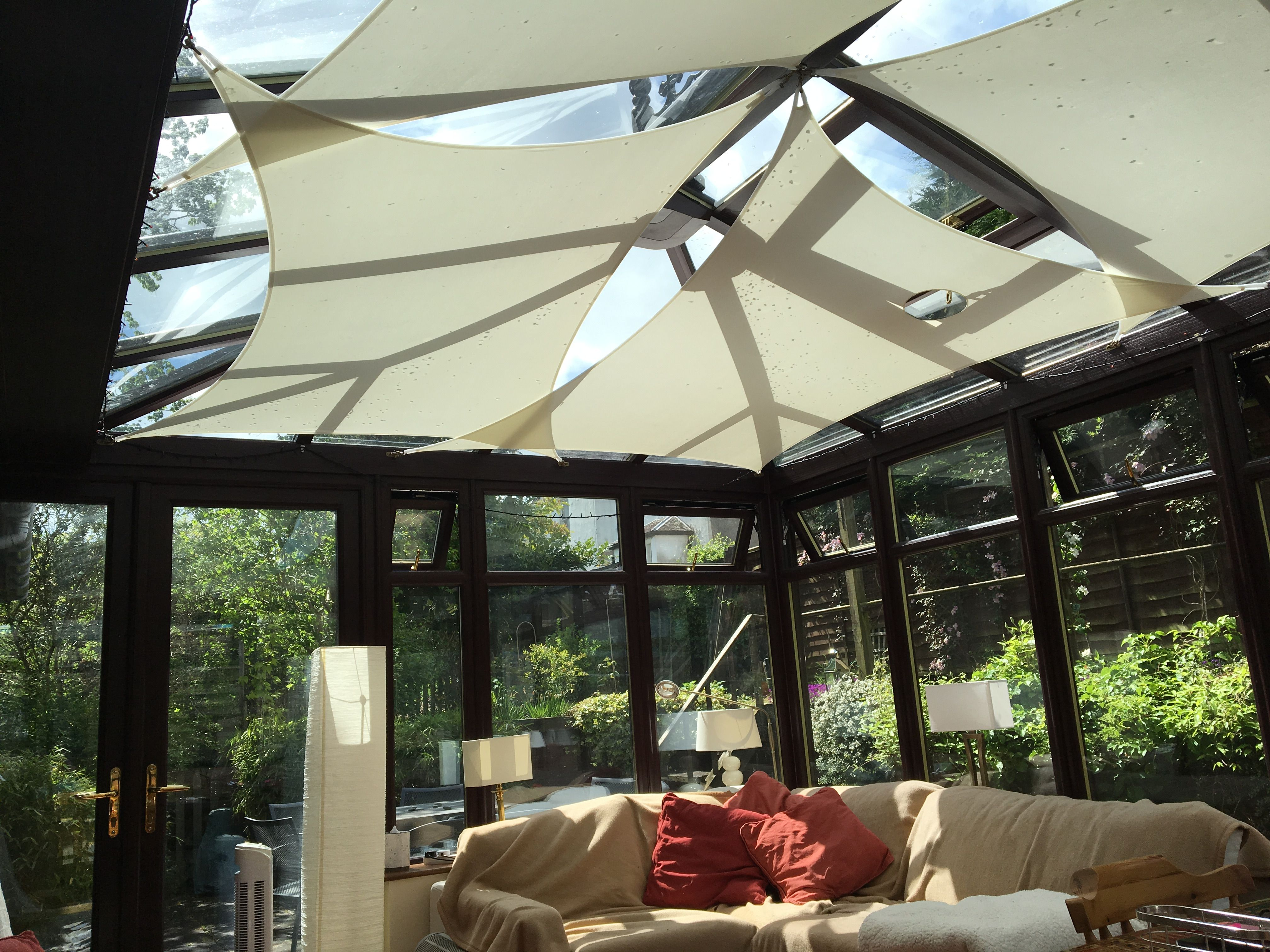 Pin By Inshade Conservatory Sail Blinds On Conservatory