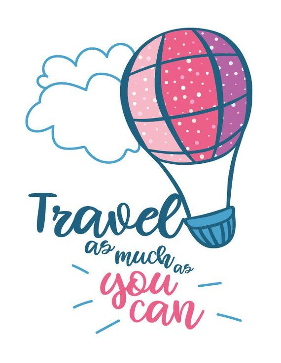 Travel as much as you can,Women Office Decor,Positive ...