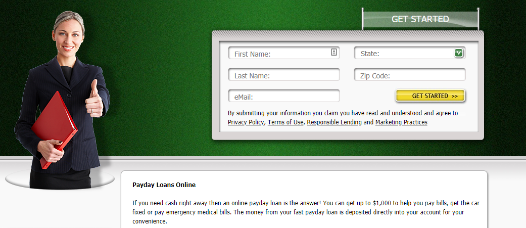 4 few days pay day personal loans