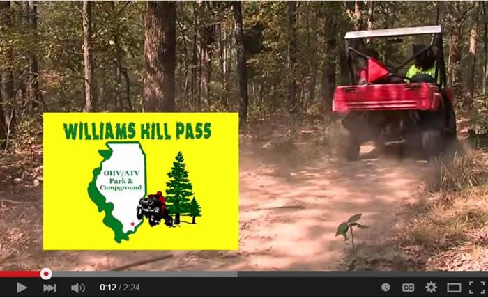 Williams Hill Pass Camping Atv Riding Adventures In Southern