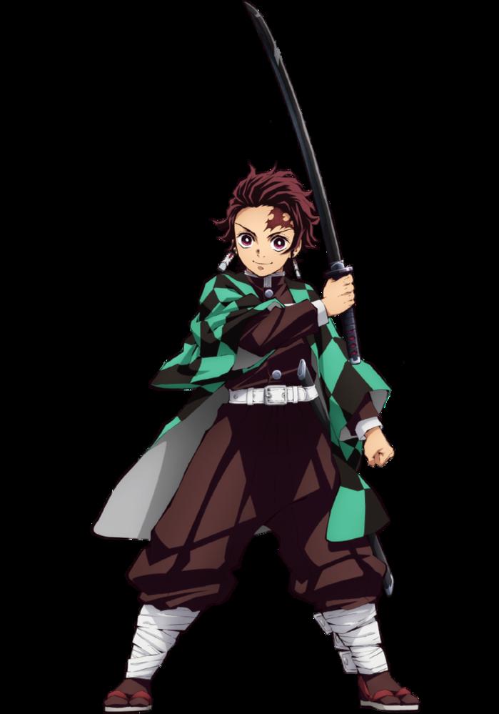 Tanjirou Kamado Kimetsu No Yaiba Wikia Fandom Powered By Wikia Anime Demon Slayer Demon