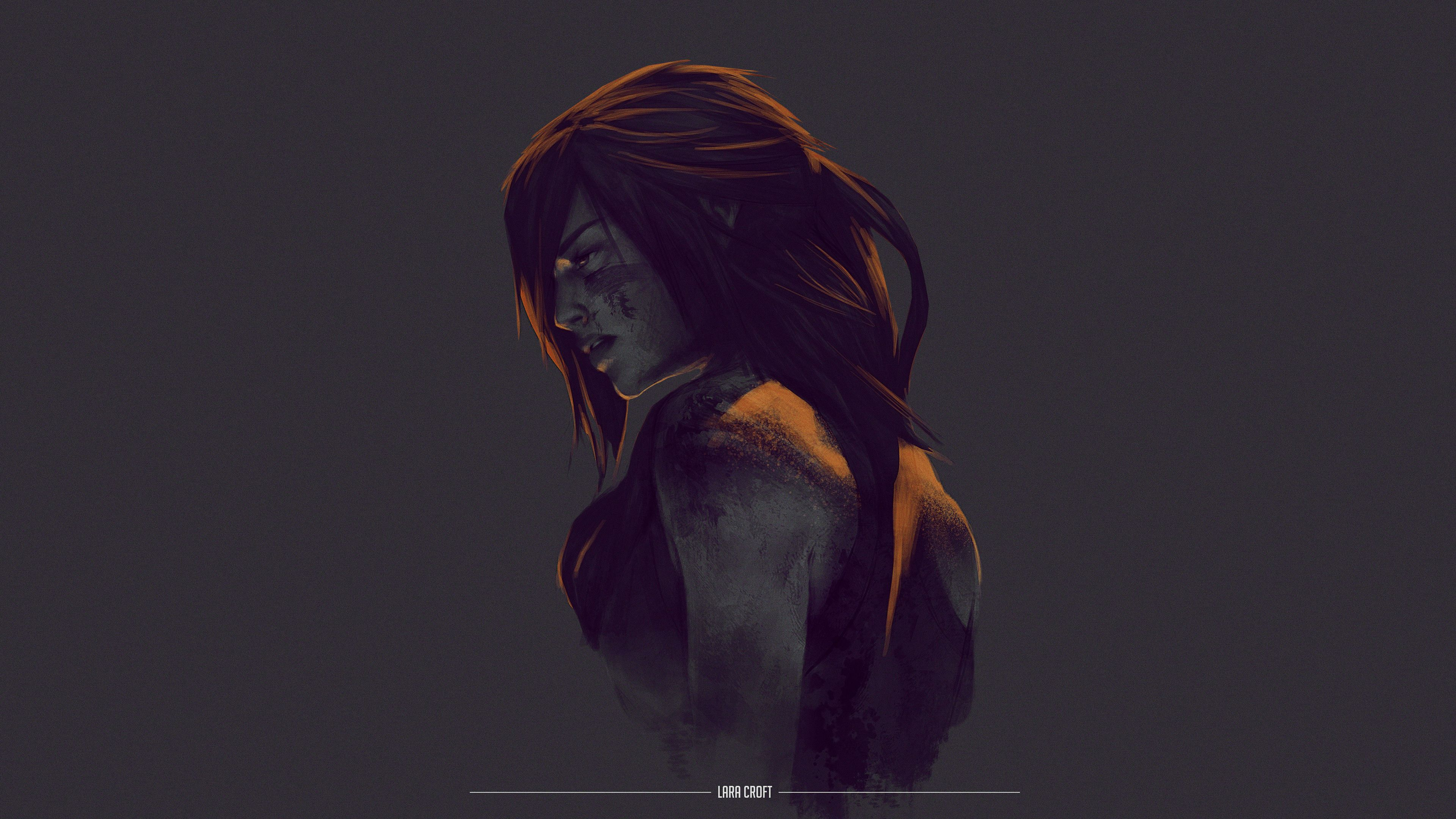 Lara Croft Minimalism 4k Tomb Raider Wallpapers Minimalist Wallpapers Minimalism Wallpapers Tomb Raider Wallpaper Lara Croft Wallpaper Minimalist Wallpaper
